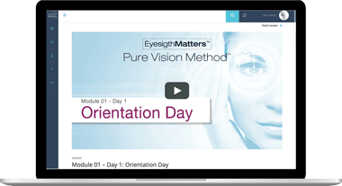 Orderform Pure Vision Method