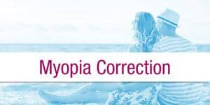 Myopia Correction Menu Item