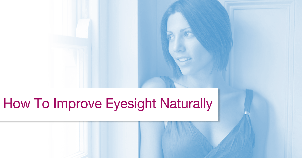 How To Cure Double Vision Naturally